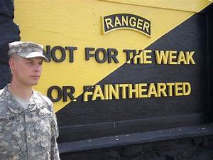 Ranger | HEROES! | Ranger school, 75th ranger regiment, Us ...