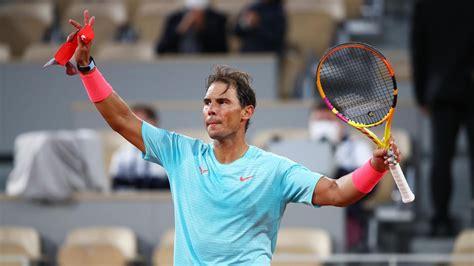 French Open 2020: Rafael Nadal powers past Egor Gerasimov ...