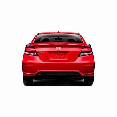 Civic Honda Type Usa Coupe Si Sedan