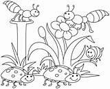 Coloring Springtime Adults Popular sketch template