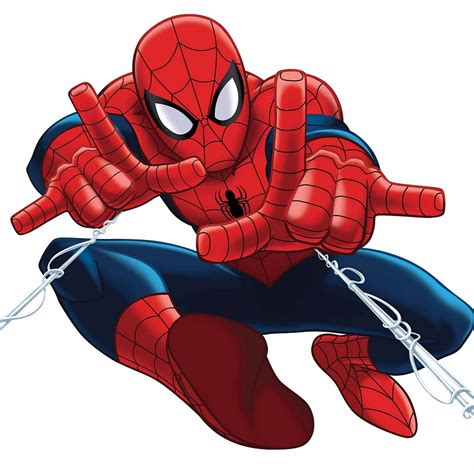 Spidermangallery  Ultimate Spiderman Animated Series