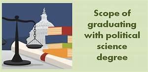 Scope of gradua... Political Science