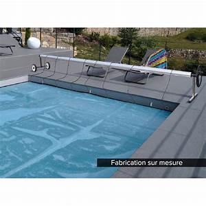 Bache Piscine Sur Mesure : b che bulles piscine sur mesure albon quatro 500 microns ~ Dailycaller-alerts.com Idées de Décoration