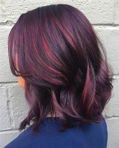 37 Best Red Highlights In 2018 For Brown Blonde Black Hair