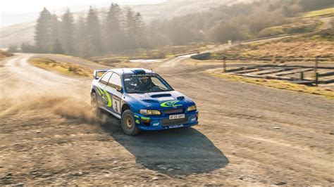 'Time warp' Rally GB-winning Subaru Impreza ready for ...