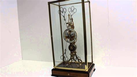 Beautiful Rare Gilt Brass Day Duration Scissor