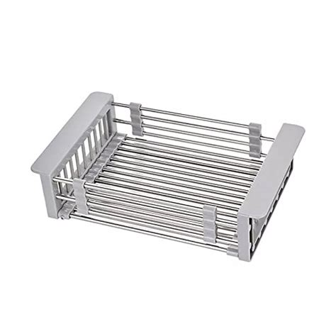 over the sink dish drainer adjustable kitchen over sink dish utensile drainer drying