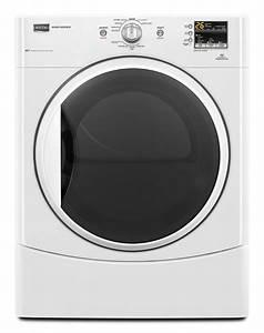 Maytag Electric Dryer 6 7 Cu  Ft  Mede201yw