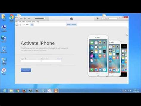 bypass iphone activation bypass iphone 4 4s 5s 6s ipod activation icloud