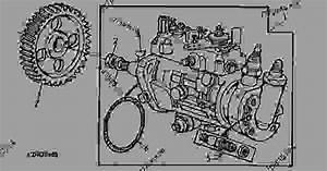Fuel Injection Pump -  U0422 U0420 U0410 U041a U0422 U041e U0420 John Deere 6400