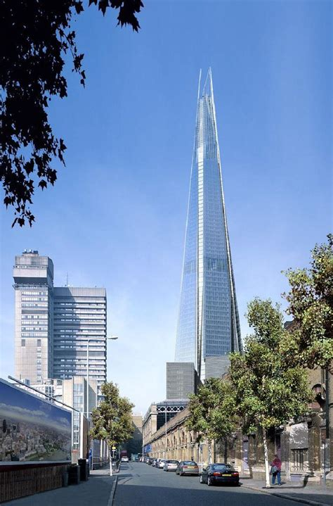 The London Bridge Tower (THE SHARD) Dream by Renzo Piano