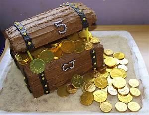 Treasure Chest Cakes  U2013 Decoration Ideas