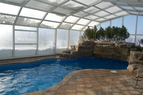 using your pool deck in the winter