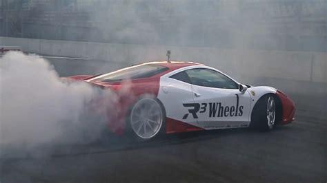 Tesla Model S P85d Vs Ferrari 458 Speciale 1/4 Mile Drag