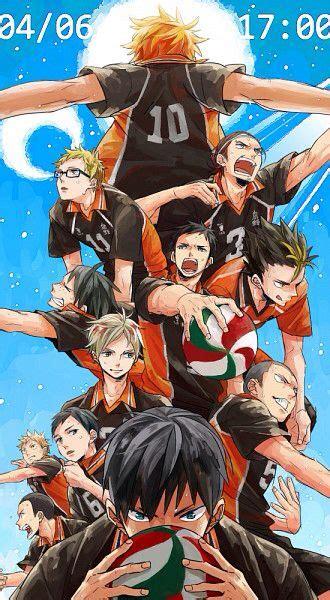 haikyuu anime garotos anime imagem de anime
