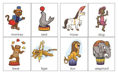 circus crafts activities games  printables kidssoup