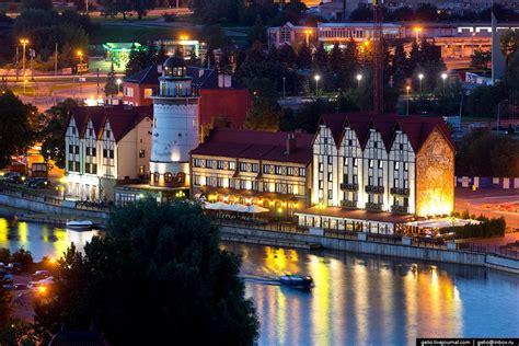 kaliningrad  view   russia travel blog