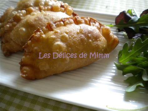recettes de cuisine libanaise samboussik à la viande à la libanaise rissoles à la