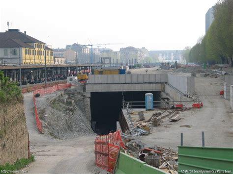 Metropolitana Torino Porta Susa by Passante Ferroviario Di Torino Tra Porta Susa E Stazione