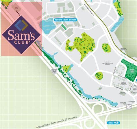 Nexton lands Sam's Club along Sigma Drive > Charleston ...