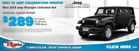 Byers Chrysler Jeep Columbus Ohio by Byers Chrysler Jeep Dodge Ram New 2018 2019 Used Cars