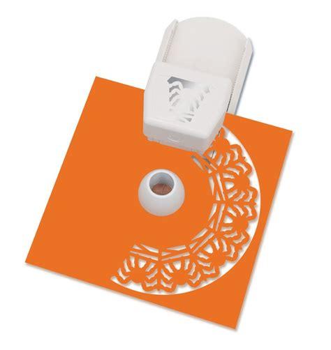 martha stewart crafts circle edge paper punch starter kit cartridge floral web ebay