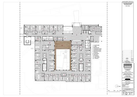 3 townhouse floor plans galeria de sede da gucci genius loci architettura 13
