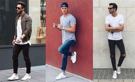 How Wear White Sneakers Modern Men Guide