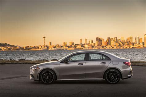 Mercedes Benz 2019 : Mercedes-benz Showcases 2019 A-class Sedan For U.s. Market