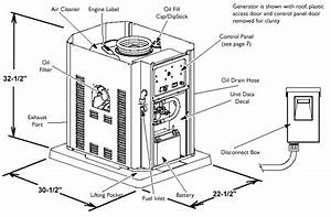 40301 Standby Generator Set Briggs  U0026 Stratton Home Standby