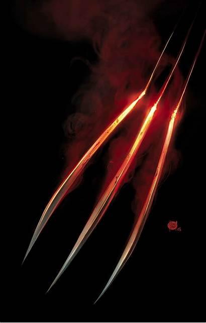 Wolverine Return Claws Marvel Logan Heated Superpower