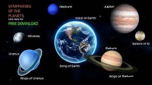 Space Sounds, Complete, Symphonies of the Planets, Real ...