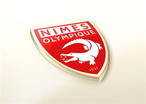 Rebranding French Club Nîmes Olympique