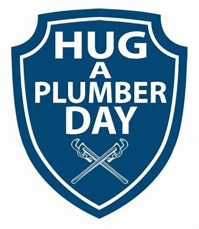 Plumber Hug Meme Hugged Appreciation Plumbers Every