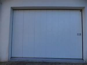 porte de garage coulissante porte de garage pvc With porte de garage coulissante avec portes pvc sur mesure