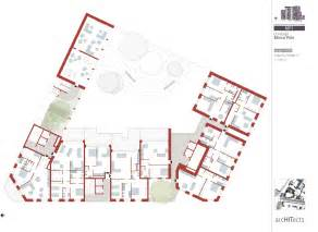 1 story 4 bedroom house plans floor plans of former school with architectural design