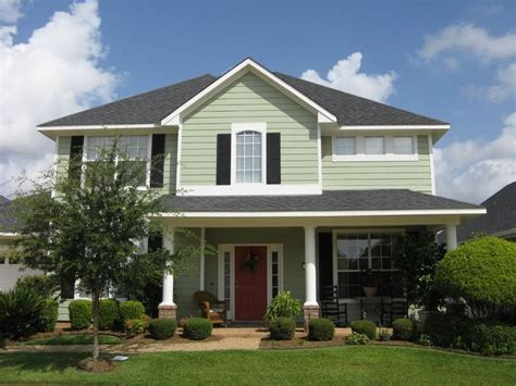 Sherwin Williams Exterior Paint Ideas  Home Exterior