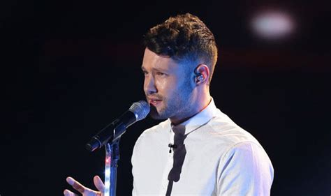 Calum Scott Messes Up His Song