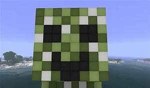 Minecraft Pixel Art Creeper Face   www.pixshark.com ...