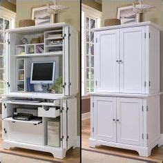 1000+ Ideas About Computer Armoire On Pinterest Armoires