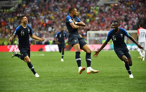 Jul 11, 2018 · in this photo taken with slow shutter speed france's kylian mbappe runs with the ball during the semifinal match between france and belgium at the 2018 soccer world cup in the st. World Cup Hero Kylian Mbappe 'Will Donate World Cup ...
