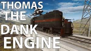 Badgerfield 4  Thomas The Dank Engine