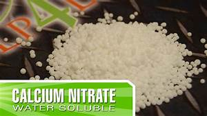 How To Mix Our Calcium Nitrate  Calcinit   Great For Veg