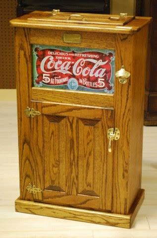 kitchen cabinets pricing oak quot white clad quot coca cola box style cabinet 3183