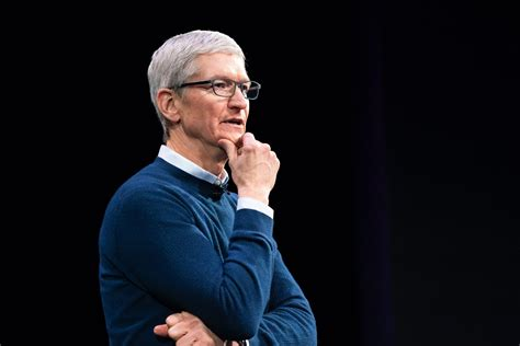 Tim Cook Admits Prices Are Real