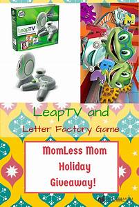 leaptv and letter factory adventures holiday giveaway With leaptv letter factory adventures