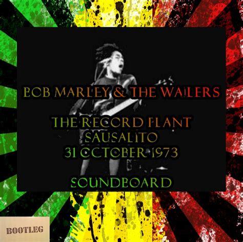 concert  bob marley  wailers  record