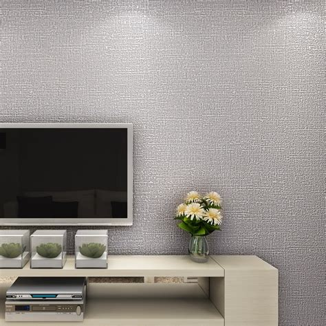 3d Wallpapers For Walls In Pakistan by Beibehang Special Plain Non Woven Wallpapers Simple Modern