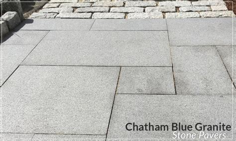 pavers granite sandstone nantucket