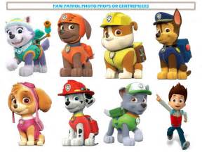 Printable PAW Patrol Party